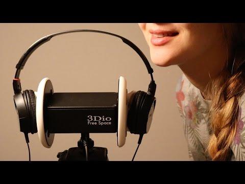 ASMRception - Playing ASMR thru Headphones while Making Sounds