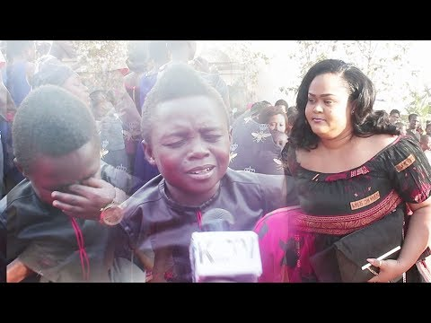 Yaw Dabo Tears On Maa Rose, Serwaah's Mum