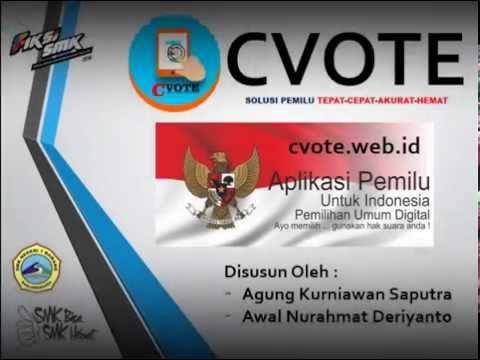 Indonesia Menuju Pemilu Berbasis Komputer dan Android
