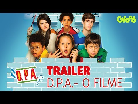 D.P.A.: Detetives do Prédio Azul  O Filme   Oficial
