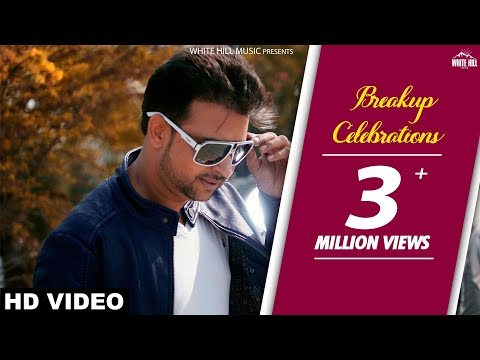 Breakup Celebrations (Full Song) | Amardeep Maana | Latest Punjabi Songs | White Hill Music