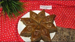 Азербайджанская пахлава: рецепт от Foodman.club