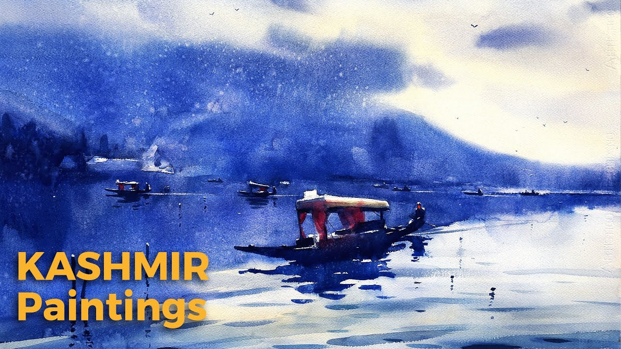 Watercolor painting ideas for beginners watercolor painting landscapes watercolor techniques