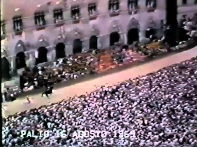 Palio 16 agosto 1969