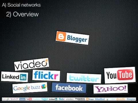 Social Networks Presentation