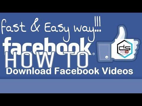Download Facebook Video New tricks!! HD