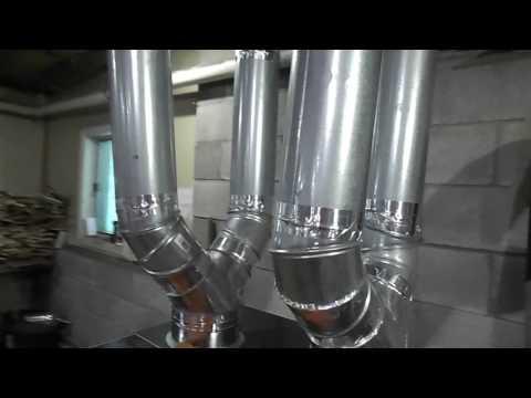 HOTBLAST Hot Blast 1557M Wood / Coal Furnace Review | How ...