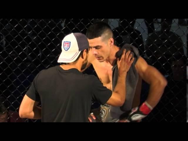 AMMA - Cody Freeman vs Andrew Duran: The Resolution Genesis Combat Sports