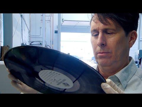 Edmonton man reinvests in vinyl records, pressing his own Mp3