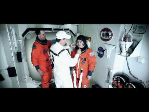 Space Launch System Rocket's First Crew Launch Dramatized By NASA   Video