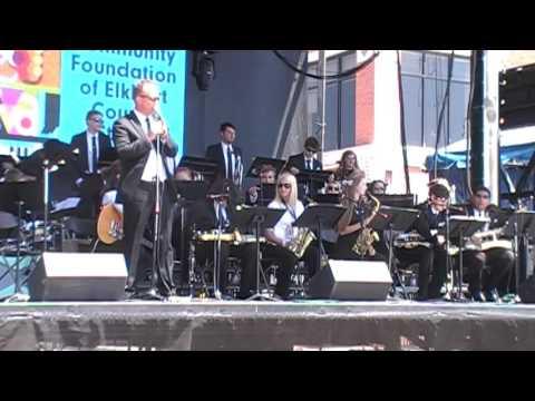Concord Jazz 1 at Elkhart Jazz Festival