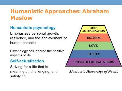 Theories of Personality big 5, humanistic, temperament