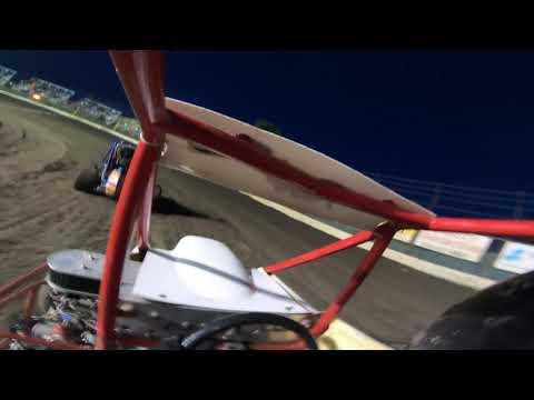 Port City Raceway - Masters Class A Feature 7-27-19 Rob Lamb