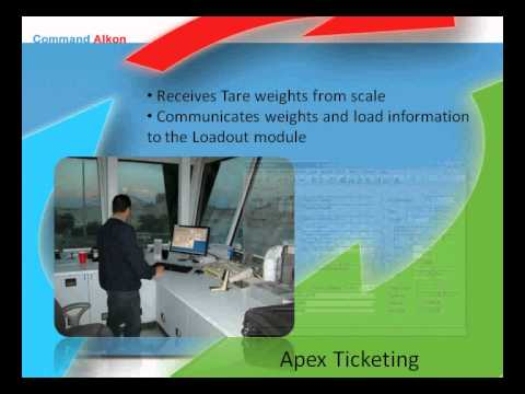 Apex Ticketing and Automation Solution for the Bulk Materials Industry