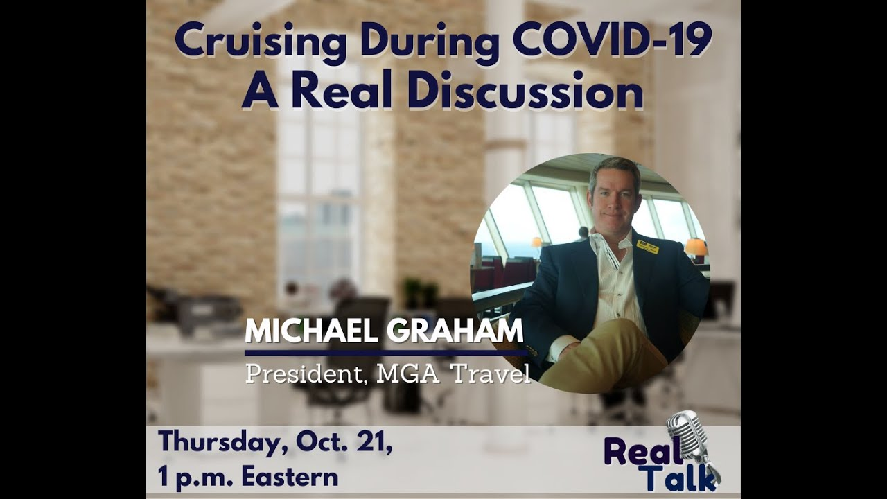 Download Ep 28, Cruising During Covid with Michael Graham, MGA Travel,