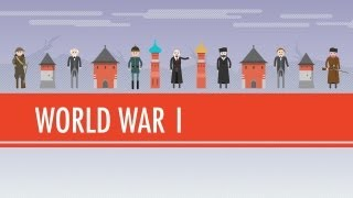 Archdukes, Cynicism, and World War I: Crash Course World History #36 thumbnail