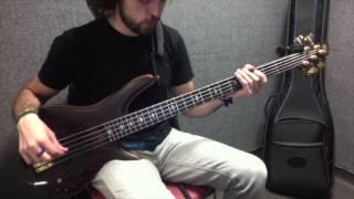 C2C - Delta (Bass Cover) [Pedro Zappa]