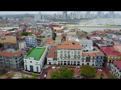 Panama Canal and Casco Viejo - Panama Travel