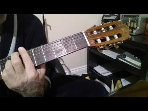 Close Your Eyes guitar chords by Alan Samuel