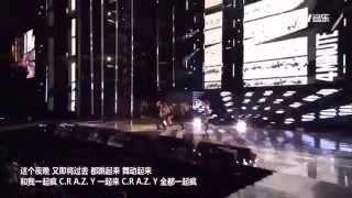 150523 4MINUTE (포미닛) - Crazy (미쳐) + What