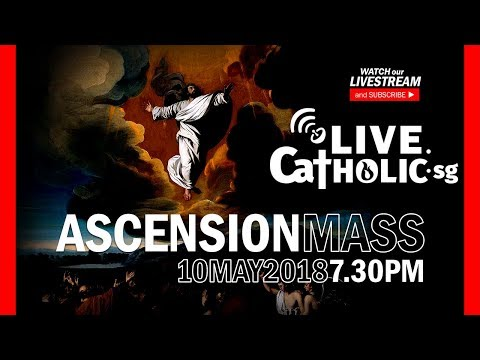 Ascension Mass 2018 @ Cathedral of the Good Shepherd