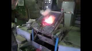 Переработка бронзоплавильного шлака(, 2015-05-07T13:54:29.000Z)