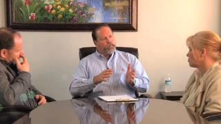 Sitting in on a Divorce Mediation Session - Parenting Plan (Custody) Mock Mediation Part 1