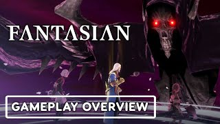 Fantasian - Official Gameplay Overview