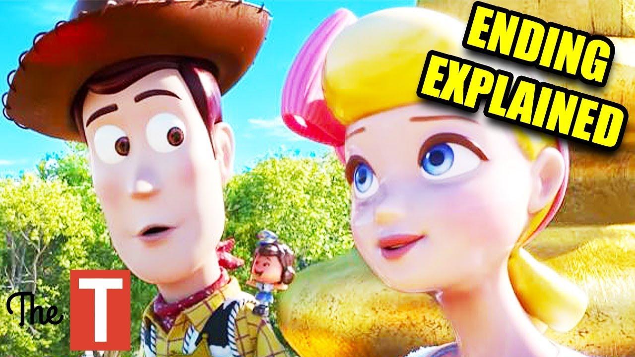 Toy Story 4 Ending Explained Youtube