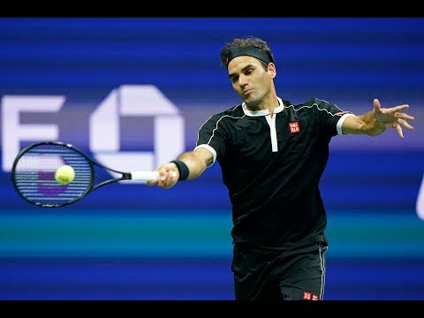 Roger Federer Vs Grigor Dimitrov Extended Highlights | US Open 2019 QF