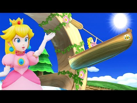 Mario Party 9 Time Attack Peach