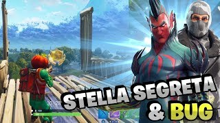 STELLA SEGRETA WEEK 5 & BUG ⭐ Fortnite Battle Royale - Crazy