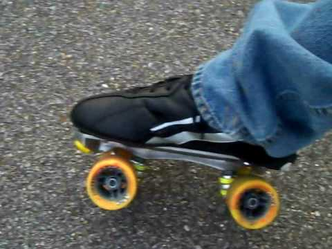 Outdoor Quad Skate Wheel Comparison