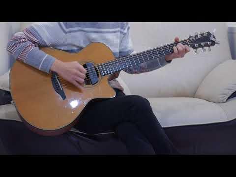 林俊傑 - 黑夜問白天 (acoustic guitar solo)