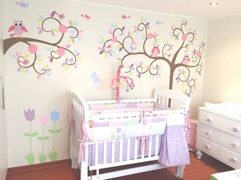 Mural infantil disney doovi for Decoracion de habitaciones pequenas