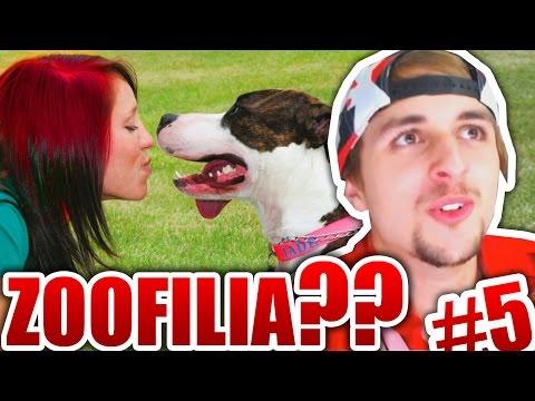 ZOOFILIA !! | TROLEANDO a Pervertidos en el Chat #5