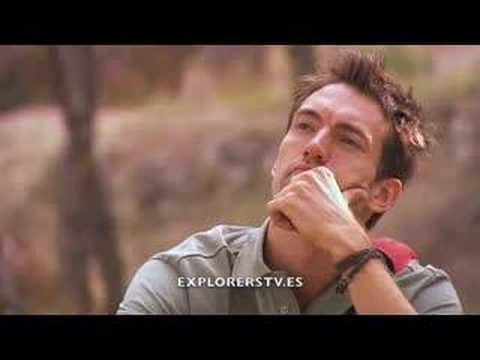 Tom explora Moratalla