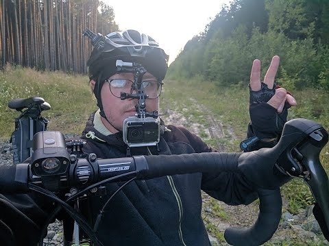 Велоблог в стиле HARDCORE