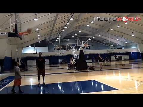 Kevin Murphy - 2012 NBA Draft Prospect - IMG Basketball