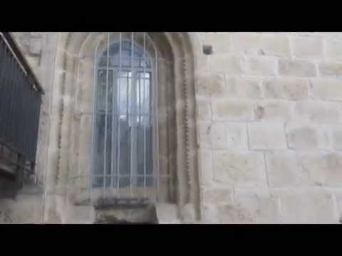 Mount Zion, Jerusalem, Israel: Visiting the David's tomb, the Cenacle and the Dormition Abbey