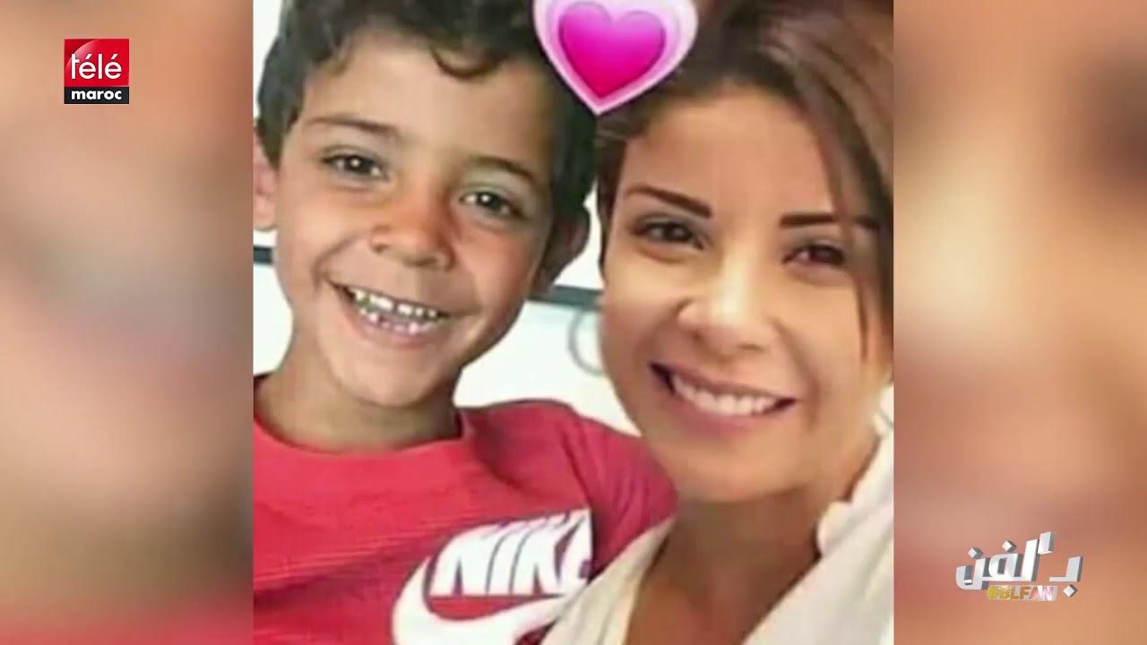 هل فعلا ليلى حديوي هي أم ابن كريستيانو رونالدو ؟