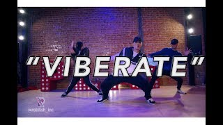 vibrate by jack beats kenny wormald choreography playground la