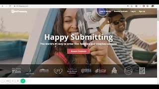 Cómo utilizar Filmfreeway | Festival Ecuatoriano de Cine Atuk