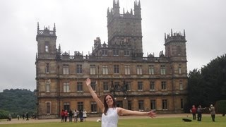 Door2Tour.com Miniguide to Downton Abbey aka. Highclere Castle