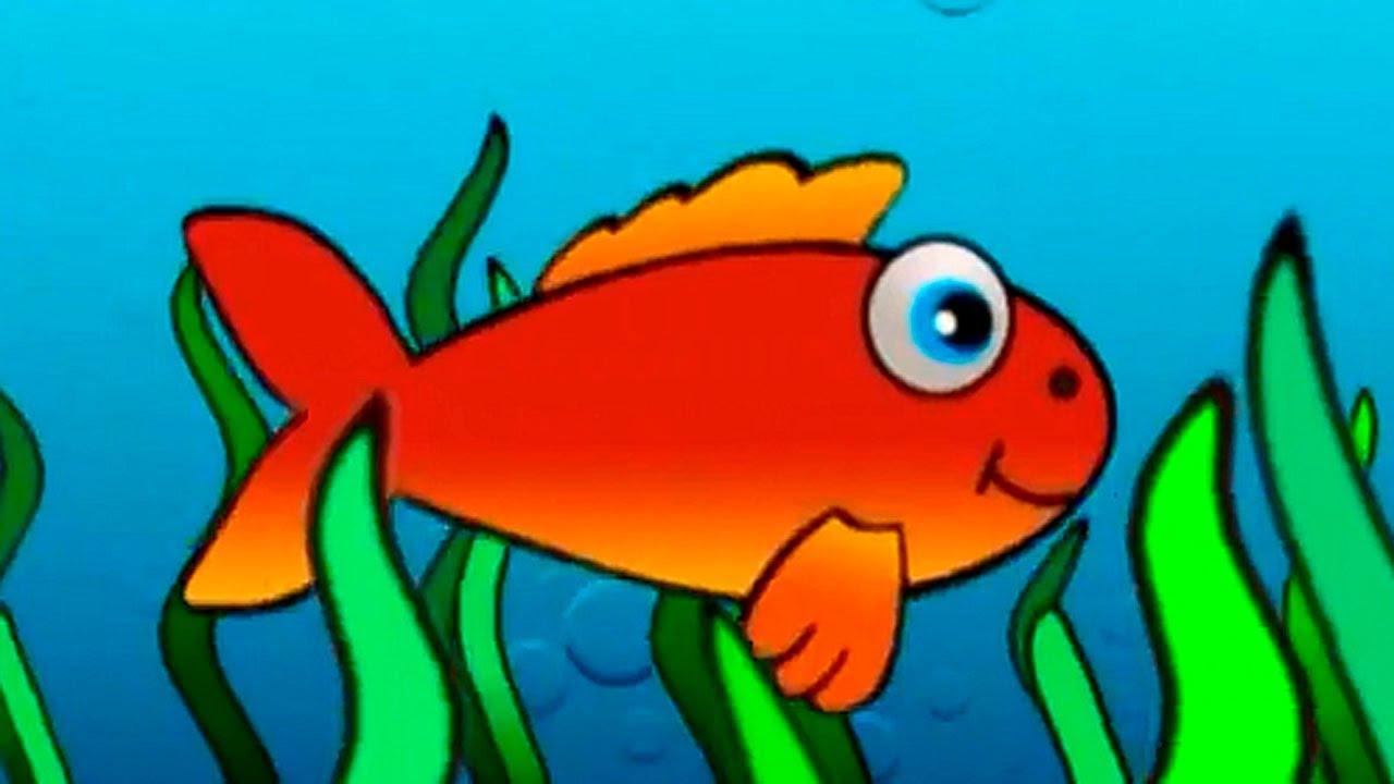 картинки из мультиков. рыбки