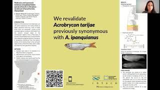 SBE meeting 2021's poster presentations: Briñoccoli et al.: Acrobrycon+Endorheic+Exorheic+La Plata