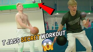 Tristan Jass' Secret Lifting Program Is INSANE! The Workout Behind The Layups 😱