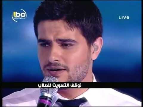 Sara Nesif zeytun TAL  EL SAHAR 24-06-2011 Star Academy 8 Lebanon Lebanese Arabic Music