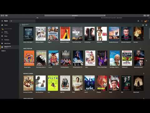 Free Movies And TV With Plex Review 2020