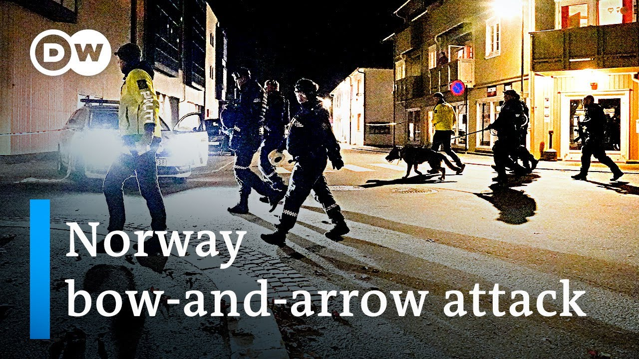 Download What we know about the Norway bow-and-arrow attack so far? | DW News